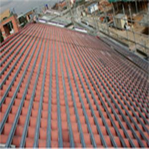 Placas para el tejado