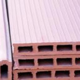 Ladrillo hueco doble materiales de construcci n mart n garc a - Ladrillo ceramico hueco ...